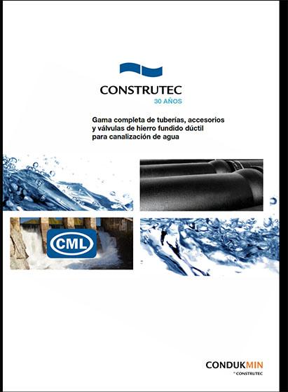 Catálogo gama CML agua fresca